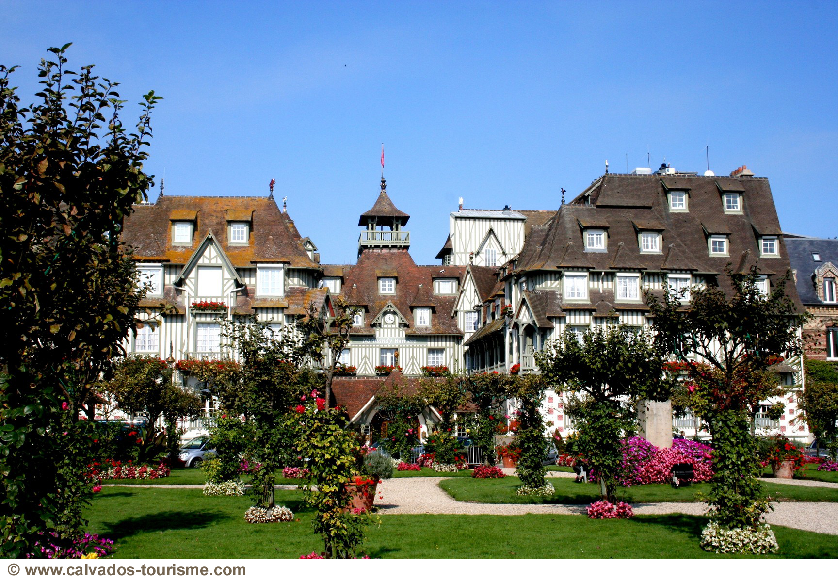Hotel Normandy Barriere à Deauville